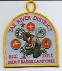 BSA 2012 East Carolina Council - Tar River District - Winter MB Camporee