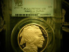1-2010-GOLD BUFFALO W FIRST STRIKE PCGS PR70DCAM Collectors!