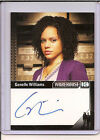 Warehouse 13 Season 2 Genelle Williams (Leena) Autograph Auto Card New