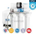 APEC 5 Stage 90 GPD Reverse Osmosis Water Filter System For Low Pressure RO-PERM