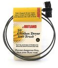 Rutland Pellet Stove & Dryer Vent Brush w/10Ft Rod ---Choice of 3