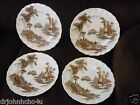 JOHNSON BROs OLD MILL VINTAGE ENGLISH DINNER PLATES- BUY 4- GET 5TH FREE-LOOK!!