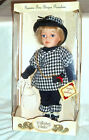 ***Gorgeous Fine Bisque Porcelain Blonde Doll Collectible Memories MINT in Box**