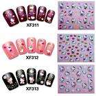 Cute Hello Kitty Nail Art Sticker Decal glitter 5 styles to choose US Seller