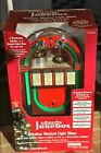 MR. CHRISTMAS ROCK-O-RAMA JUKEBOX WIRELESS MUSICAL LIGHT SHOW PLAYS 18 SONG NIB