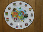 Canadian Centennial Collector Plate - 1867-1967 - Made In Western Germany