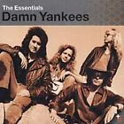 DAMN YANKEES THE ESSENTIALS CD BEST GREATEST HITS TED NUGENT STYX NIGHT RANGER