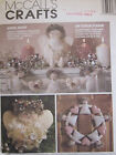 McCalls 6819 (1993) Christmas Counrty Angel Heart Doll Wreath  Pattern  UNCUT