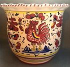 DERUTA Italian Sambucco Pottery~Planter Pot Vase Sambuco.Made in ITALY