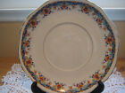 OLD VINTAGE RARE LARGE S. HANCOCK AND SONS CORONA WARE PLATES, ENGLAND