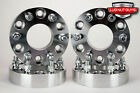 4 WHEEL SPACERS CONVERTS 6x5 to 6x55 125 THICK ADAPTERS  TRAILBLAZER ENVOY