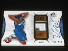 JaVale McGee 2008-09 Upper Deck SP Authentic Auto 3 Color Patch RC Nuggets 499