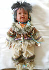 Native American Indian Doll 22 inch Cathay Collection