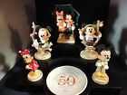 GOEBEL DISNEY SET 50 YEARS OF DISNEY MAGIC 1951-2001 NEW MINT FREE SHIPPING