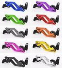 CNC Clutch Brake Lever for Kawasaki EX650/250/300 ER6 ZX6R/9R/10R Z800/1000 ZZR