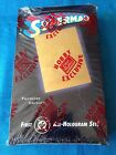 Superman Holo Series 1996 Trading Cards Box - Factory sealed - Fleer Skybox