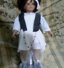 Beautiful 1996  limited edition 692/5000 Porcelain doll by Kaye Wiggs Molly 16