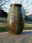 Hand Thrown -  Stoneware - Signed - Vase - Free Shipping