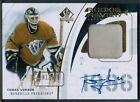 2009-10 SP AUTHENTIC TOMAS VOKOUN #VO ROOKIE REVIEW PATCH AUTO # 100 (ref 0206)