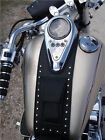 Kawasaki Vulcan 800 Classic Drifter VN800 Tank Bib *POCKET+STUDS* Made In USA!