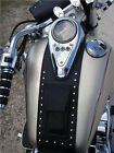 Kawasaki Vulcan 800 Classic Drifter VN800 Tank Bib POCKET+STUDS Made In USA
