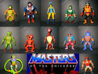 Masters of the Universe motu vintage loose high grade collection