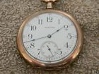 Vintage 1914 Waltham 17 jewels Pocket Watch 19s Still Running after 100 years!