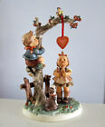 NEW HUMMEL HERE'S MY HEART FIGURINE GOEBELS CENTURY COLLECTION #766  BOX COA