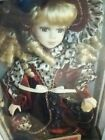 RARE Classic treasures fine bisque porcelain doll(limited edition) blonde ONLY 1