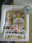 HERITAGE MINT LIMITED PORCELAIN JACK AND JILL MUSIC BOX 7