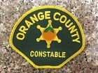Orange County Constable Patch *FREE SHIPPING WITHIN USA*