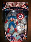 Avengers- United They Stand CAPTAIN AMERICA Action Figure/Toy Biz/Marvel Comics