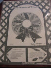 Quilt Country Five Seasonal Wreath Sewing/Applique Pattern