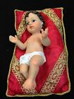 BABY JESUS STATUE 5 INCHES  W/PILLOW / NINO DIOS DE 5 INCHES CON COJIN