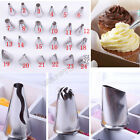 New Icing Piping Nozzles Pastry Fondant Cake Sugarcraft Decorating Tools Bags