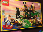 LEGO PIRATE 6273 ROCK ISLAND REFUGE 1991 COMPLETE WITH BOX - EXCELLENT QUALITY