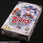 2014 TOPPS FOOTBALL HOBBY FACTORY SEALED BOX, 36 PACKS 10 CARDS, RC EVERY PACK!