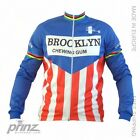 BROOKLYN Unique Vintage LONGSLEEVE Cycling Jersey S XXXL from Europe