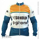 SONOLOR Unique Vintage LONGSLEEVE Cycling Jersey S XXXL from Europe