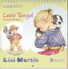 Calender for 2015 with pictures of Lisi Martin