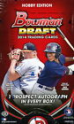 2014 Bowman Draft Baseball Cards Hobby Box - 24 Hobby Packs Per Box