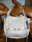 $548 Kooba Zoey Roo Pouch Hobo LG Shoulder Bag Silk Croco Embossed Leather NWT