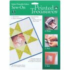 Printed Treasures Inkjet Printable Fabric, Sew-In, 5 sheets , New, Free Shipping