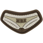 Velcro PVC Morale Patch - MAXPEDITION - MRE - Ready to EAT - ARID colors