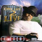 One Life 2 Live by C-BO (CD, 1997, AWOL Records)