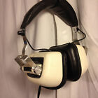 Vintage iE International Electronics CIS-4000 4 Channel Stereo Headphones White