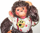 Mambo Monkey vintage rubber face monkey doll