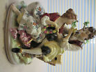 Vintage SCHEIBE-ALSBACH, KISTER Porcelain Courting Couple Germany Very Nice