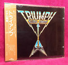 TRIUMPH Allied Forces CD ORG Japan MCA 32XP-119 MEGARARE!