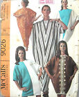 1967 Vintage Sewing Pattern B30-to-38 CAFTAN (1328)